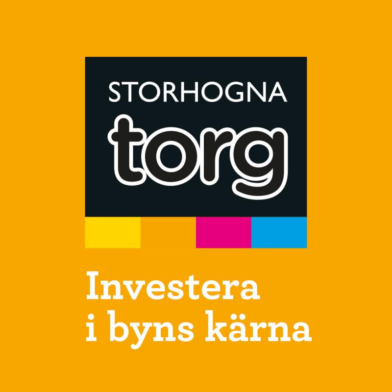 Storhogna Torg– en investeringsmöjlighet i bykärnan